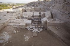 5,000-year old throne in Turkey alludes to the world's first evidence of a real palace, and how the region was governed from this complex.