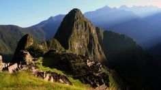 Shooting some beautiful South American landscapes