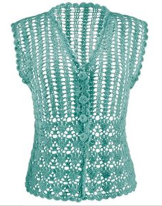 Camisetas de crochet con patrones