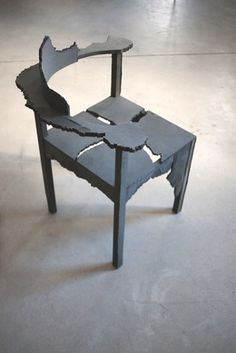 Rick Owens, Curial Chair | Artsy