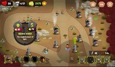 Tower defense game is now available on Android for Phones and Tablets!