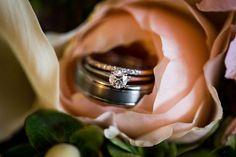 awesome Bague de fiançailles 2017 - Idée de la bague de fiançailles Solitaire - diamant rond et bande de mariage assortie [Ca