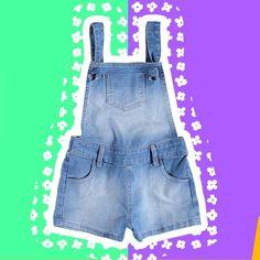 """241 curtidas, 5 comentários - Malwee Kids! (@malweekids) no Instagram: """"Pesquisas comprovam: usar essa jardineira jeans é garantia de um it look! 💖 #malweekids #fashionkids"""""""