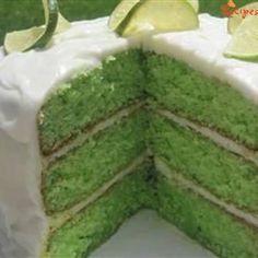 KEY LIME POUND CAKE – Easyrecipes