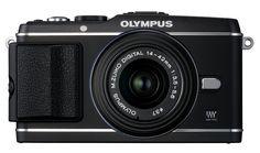 Olympus Pen E-P3 + 14-42mm