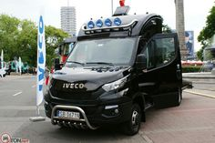 Iveco Daily 4x4, Mini Trucks, Sprinter Van, Camper Van, Motorbikes, Porsche, Vans, Vehicles, Archive