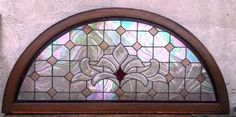 Stained Glass, Stained Glass Windows, Transoms, Stained Glass Design