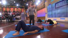 Anti-Aging Pilates Exercises: Pilates guru Richie Mastascusa shows Dr. Oz Pilates exercises you can do at home to feel younger and healthier.