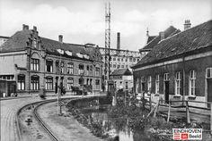 Emmasingel met Vest en tramrails - eindhoveninbeeld.com