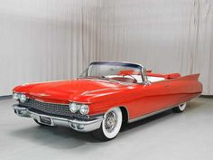 1960 Cadillac Eldorado Barritz Drivers Side Front View