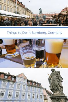 Find out what you should do in Bamberg, Germany (including drink beer).