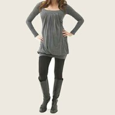 Äitiysasu Joanna - Raskauskeiju Cool Outfits, Tunic Tops, Mom, Clothes, Fashion, Outfits, Moda, Clothing, Fashion Styles