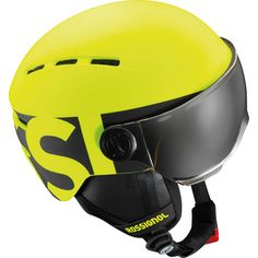 Neon Yellow, Yellow Black, Cosplay Helmet, Ski Helmets, Outdoor Fun, Bicycle Helmet, Skiing, Baseball, Yellow