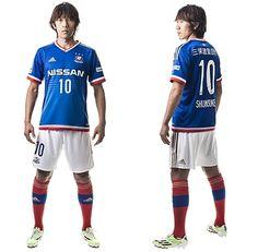 Yokohama F. Marinos / 横浜F・マリノス (J1) 2015 adidas Home