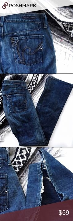 """Citizen of humanity boot cut jeans No trades. Open to offers. 33"""" inseam Citizens of Humanity Jeans Boot Cut"""