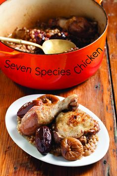 Seven-Species Harvest Chicken