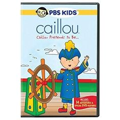 Merlee Shapiro, Jennifer Seguin, Pat Fry, Jesse Vinet Annie Bovaird & No Director Provided - Caillou: Caillou Pretends to be