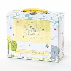 Buy Tiny Tatty Teddy Memories Trinket Box  by Carte Blanche online and browse other products in our range. Baby & Toddler Town Australia's Largest Baby Superstore. Buy instore or online with fast delivery throughout Australia.