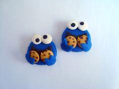 cookie monster so cute