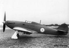 1936 Hawker Hurricane