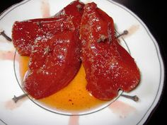 The gastrin: ΚΥΔΩΝΙΑ ΨΗΤΑ ΣΤΟ ΦΟΥΡΝΟ Greek Sweets, Greek Desserts, Greek Recipes, Halloween Menu, Biscotti Cookies, Appetisers, Sweet Tooth, Food And Drink, Cooking Recipes