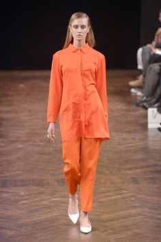 Veronica B. Vallenes A/W '14 Copenhagen Style, Copenhagen Fashion Week, Veronica