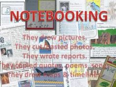 Notebooking in Homeschooling - A MUST WATCH for all homeschool moms...new and veterans.