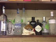 Vodka e gin del corso