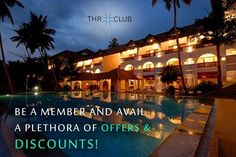 It's always wise to save an extra buck when you are traveling, sign up for our THR Club membership and enjoy exclusive privileges!