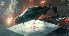INDEPENDENCE DAY: RIGENERAZIONE un nuovo devastante trailer svela la nuova potenza distruttiva degli alieni