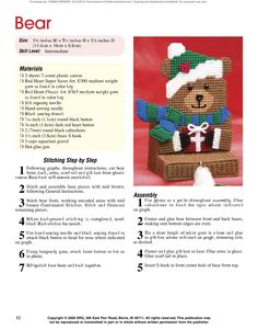 Holiday Stocking Hangers Pg. 13