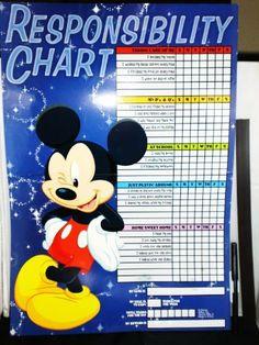 Disney Mickey Mouse 'Responsibility Chart' & Magenets for Kids by Disney, http://www.amazon.com/dp/B009VIGL14/ref=cm_sw_r_pi_dp_O1WKrb0ASZ16X