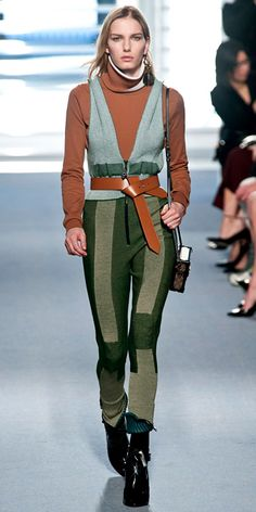 Runway Looks We Love: Louis Vuitton - Louis Vuitton from #InStyle