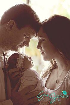 newborn photography. baby girl.