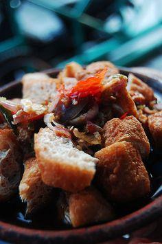 Resep Masakan Tahu Gejrot Pedas Menggoda dan Sambal Kecap Tahu Gejrot