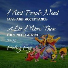 Winnie-the-Pooh & Friends Eeyore Quotes, Hug Quotes, Winnie The Pooh Quotes, Winnie The Pooh Friends, Disney Winnie The Pooh, Amazing Quotes, Great Quotes, Inspirational Quotes, Motivational