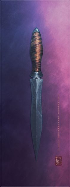 Cat's Dagger by Aikurisu