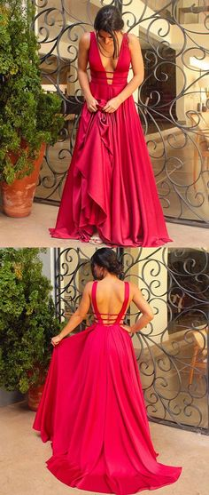 evening dresses,prom dresses,deep v neck prom dresses,backless evening dresses,prom dresses for women,prom dresses for teens,charming prom dresses,