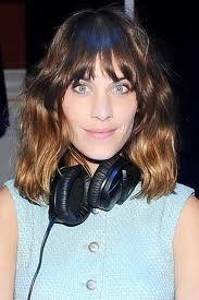 alexa chung hair 2014 - Google Search