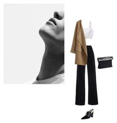 """Untitled #982"" by l-jane ❤ liked on Polyvore featuring rag & bone, AG Adriano Goldschmied, H&M and Butter Shoes"
