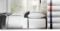 Bed Linen Collections | RH