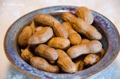 Back a couple of months ago, I decided to surprise Mr. L with a new recipe of one of his most favorite foods -- boiled peanuts.  Since we've...