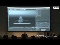 FMX 2015: Cinema 4D and Houdini - YouTube