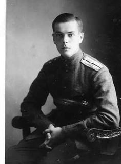 Vladimir Pavlovich Paley (1897 — 1918) In March 1918 he was arrested by the Bolsheviks and sent to exile in Vyatka and later Ekaterinburg and Alapaevsk. He was brutally murdered in a mineshaft near Alapaevsk, together with his cousins Prince Ioann Konstantinovich of Russia, Prince Konstantine Konstantinovich of Russia, Prince Igor Konstantinovich of Russia, and other relatives.