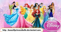 Disney Princesses - Arrive In Style by BeautifPrincessBelle.deviantart.com on @DeviantArt