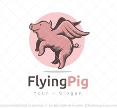 Branding for consumer financial advice, money management, and similar services. #logo #logodesigner #startups #logomaker #business #creativedesigns #branding #logoart Stationary Design, Flying Pig, Logo Design, Design Shop, Logo Maker, Business Card Logo, Art Logo, Slogan, Branding