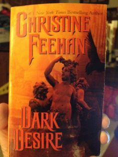 "Christine Feehan Book. ""Dark Desire"" A Carpathian Novel #2 in series"