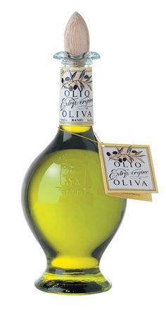 Harry sent his parents a case of the Olio Extra Vergine di Oliva - Castello Banfi