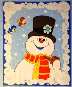 139 Best Frosty The Snowman Images Snowman Christmas Snowman Xmas