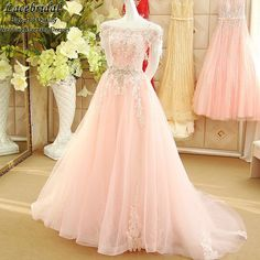 Find More Evening Dresses Information about See Through Bodice Sexy Lace Applique and Beads Tassel Evening Dresses 2015 Rhinestone Long Party Prom Gown robe de soiree XE130,High Quality dress 4xl,China dress barn plus size dresses Suppliers, Cheap dresses bridal from LaceBridal on Aliexpress.com